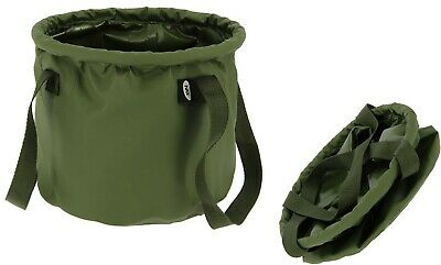 NGT Water Bucket 7L Carp Fishing Collapsible Waterproof PVC  • 10.90£
