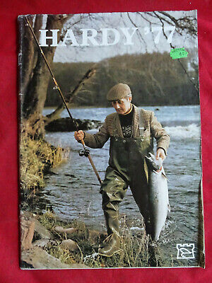 Vintage Hardy Advertising Fishing Catalogue Anglers Guide For 1977 • 14.99£