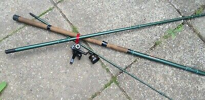 Abu Garcia Cardinal High Speed Reel + 13ft Actio Match Rod • 15£