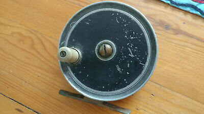 Vintage JW Young Fly Reel • 9£