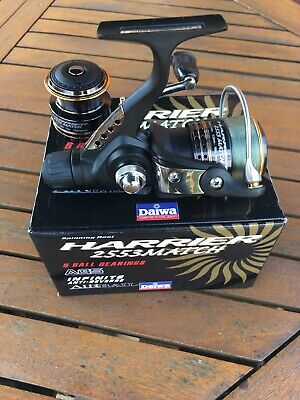 Daiwa Harrier 2553 Match Reel With Box And Spare Spool • 35£