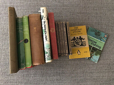 'Traditional Angling' Book Collection • 20£