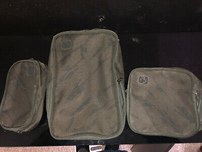 Nash Scope Black Ops Pouches X 3 • 34£