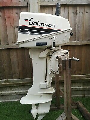 Johnson 6HP Outboard  • 500£