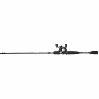 Abu Garcia Gen Ike Low Profile Combo - Fishing Rod & Reel • 53.99£