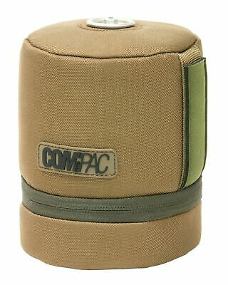 Korda Compac Gas Canister  Jacket Fishing Luggage Camping Equipment Gas Cover • 11.99£