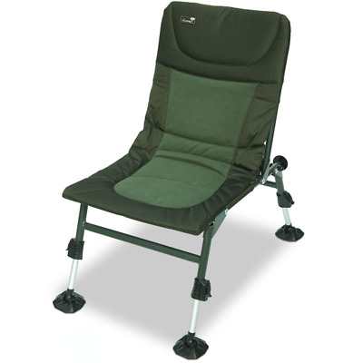 NEW NGT Nomadic Chair With Adjustable Large Mud Feet Carp Fishing Tackle  • 49.99£