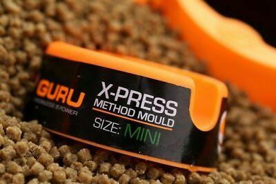 Guru X-Press Method Mould, All Sizes, Free Delivery *Coarse Match Feeder Fishing • 3.49£