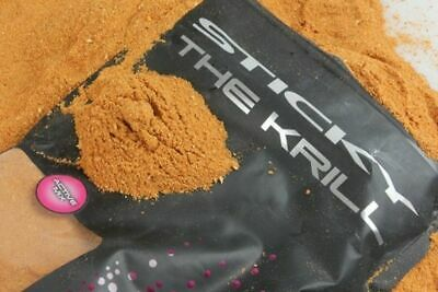 Sticky Baits The Krill Active Mix Powder 900g. / 2.5kg. Free Del. Carp Baits-FFF • 6.95£