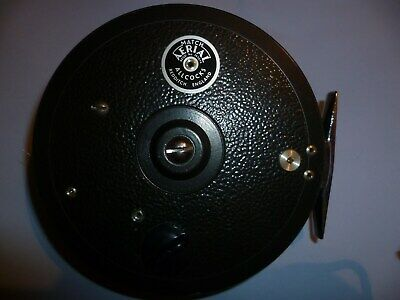 Allcocks Match Aerial Fishing Reel,reg No.365019,mint Condition Used Twice • 96£