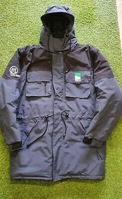 Preston Innovations Dri Fish Celsius Thermal Waterproof Fishing Coat XXL • 45£