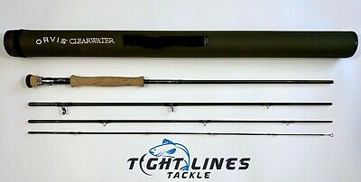 Orvis Clearwater Fly Rod 9'6 #7 - Mint Condition • 164.99£