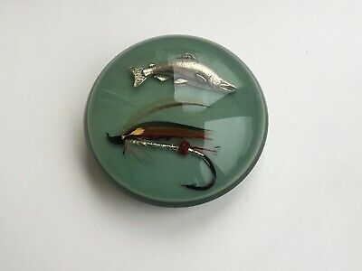 Fishing/ Fly Themed Paperweight • 1.99£