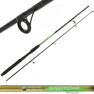NGT Sportstar Spinning Rod 6ft 2pc Pike Trout Perch Predator Rod • 14.90£