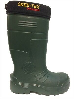 Skee-Tex Ultra Light Tuff Boot, Free Delivery, All Sizes *Fishing Thermal Boot • 44.75£