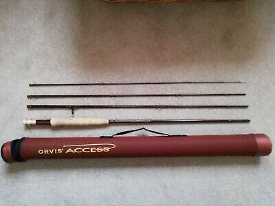 Orvis Access Fly Rod 9ft #6  Beautiful Condition. Used Only A Couple Of Times. • 95£