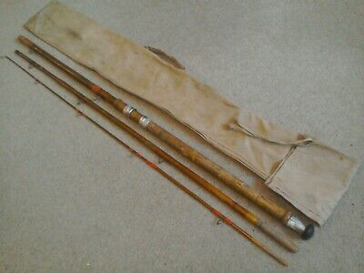 Vintage Float Fishing Rod. Cane And Split Cane • 3.99£