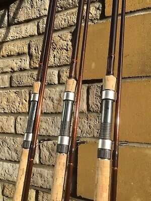 Cotswold Rods XXIII 12ft Harrison Torrix 3.25 TC Old Skool Carp Fishing Rods • 350£