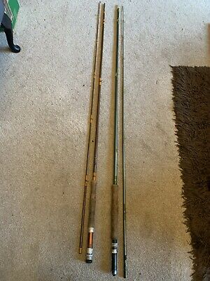 Rare Fly Fishing Equipment Job Lot Rods And Reels • 50£