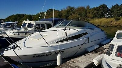 Bayliner 2355 23ft Sports Cruiser With 4.3l Mercruiser V6 190hp • 17,450£