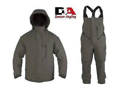 Avid Carp Arctic 50 Ripstop Thermal Winter Suit New 2021 All Sizes  • 144.95£