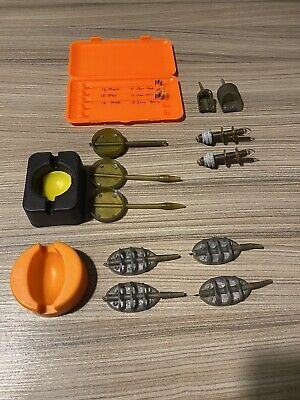 Assorted Feeders & Bits (Preston, Guru & Kamasan) • 5.99£