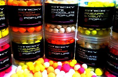 Trial Packs STICKY BAITS HI Attract Pop Ups / Wafters.  Free Postage • 8.99£