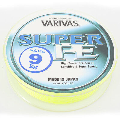 Varivas Super PE Braid - 270m • 29.99£