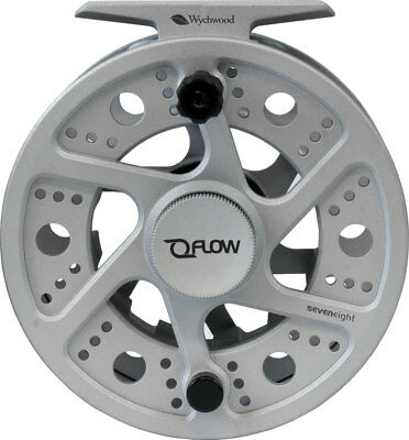Wychwood NEW Flow Reel Fly Fishing Centre Pin Reel Or Spare Spools FREE POST P+P • 54.99£