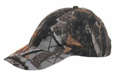 Realtree Woodland Army Camouflage Camo Carp Carping Fishing Hat Shooting Cap NEW • 5.99£