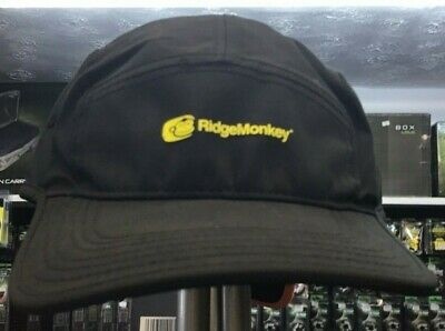 Ridgemonkey 5 Panel Cap Black Ridge Monkey / Navitas • 9.99£