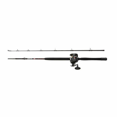 Penn WARFARE Boat Combo Rod/Reel * 7ft 20lb Rod & Warfare 20LW Multiplier Reel * • 99.99£