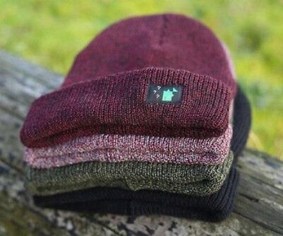 New Thinking Anglers Beanie Hat *all Colours Available* Free Post Carp Fishing • 10.90£