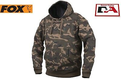 Fox Lined Camo Hoody Special Edition *All Sizes* Carp Fishing Clothing • 49.99£