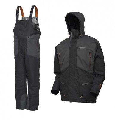 Savage Gear Heatlite Thermals - Bib 'n' Brace/Jacket/2-piece Suit - All Sizes! • 140£