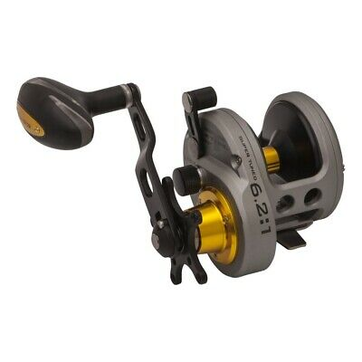Fin Nor Lethal LTC H Single Speed Star Drag Multiplier/Fishing Reels. • 152£