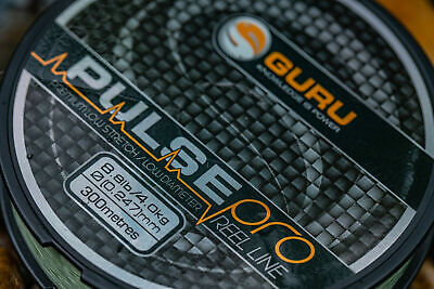 Guru Pulse Pro Line NEW -*All Breaking Strains Available*- Coarse Match Fishing • 11.99£