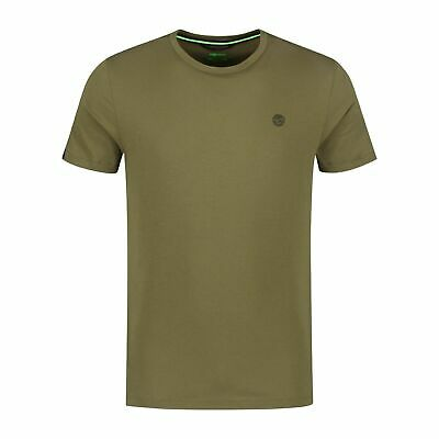 Korda Kore Round Neck Olive Green T-Shirt *All Sizes Available* • 14.99£