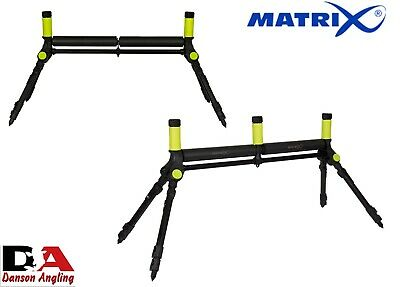 Matrix New Free Flow MK2 Pole Rollers Standard & Double • 39.99£