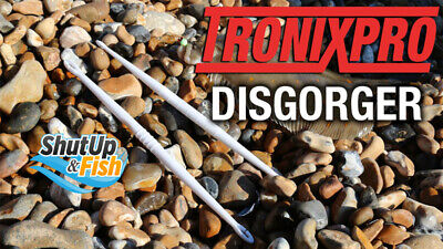 Tronixpro Sea Fishing Fish Disgorger Pack Of Two Small And Large • 5.99£