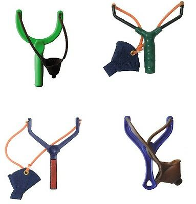 Bait Catapult Fishing Hunting Sling Shot Pouch Power Pult 5 Models • 3.98£