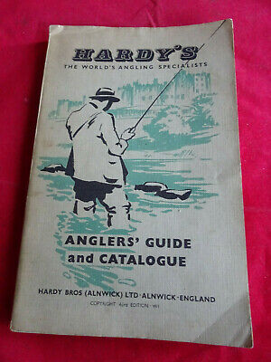 A Good Vintage Hardy Advertising Fishing Catalogue Anglers Guide For 1957 • 19.99£