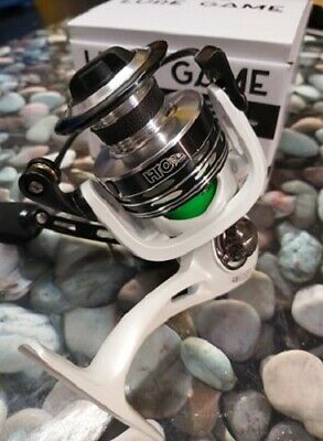 HTO Lure Game 4000HP 10bb, Fixed Spool Reel...spinning, Bass Fishing • 34.99£