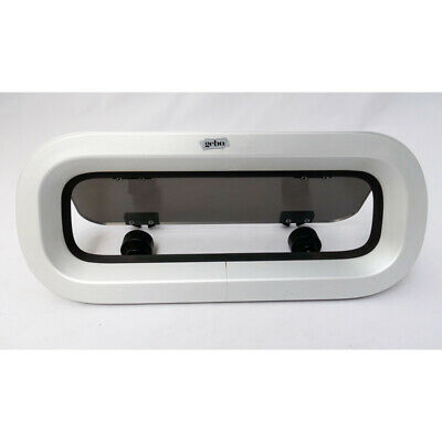 Gebo - Econoline Opening Portlight (Old Style) 405 X 155mm Cut-Out • 149£