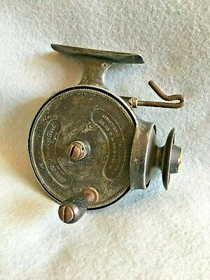 Allcock Stanley Spinning Reel , Trout Size In Good Used Condition  • 64.99£