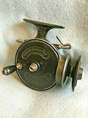 Allcock Stanley Spinning Reel , Salmon Sized Spool In Lovely Used Condition  • 74.99£