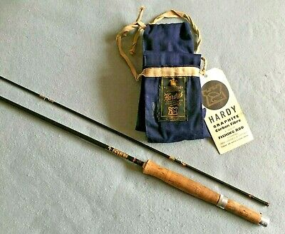 A Hardy 8 1/2  Graphite Fly Rod , Line Rate 6/7# , 2 Piece  • 99.99£