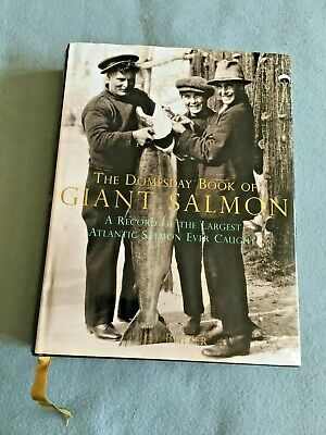 THE DOOMSDAY BOOK OF GIANT SALMON - FRED BULLER 2007 1st • 75£