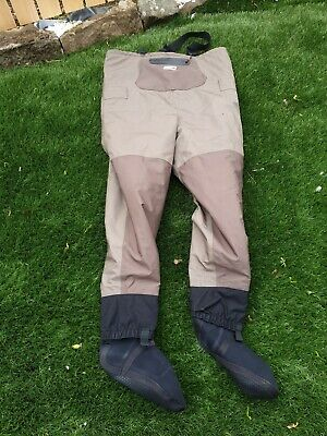 SCIERRA BREATHABLE XP EXTREME FISHING WADERS Size Large • 90£