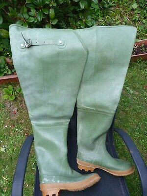 Rubber Waders Size 8 • 15£